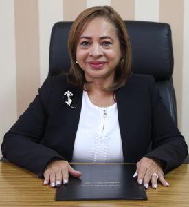 Coordinación de Extensión, Dra. Enith González de Prado