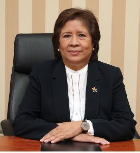 Jefe deDepartamento, Magíster Esmeralda Hernández Plaza