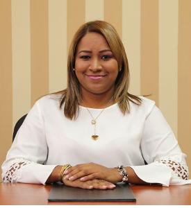 Secretaria Administrativa, Lic. María Sánchez