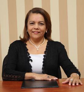 Secretaria Académica, Magíster Noris Miranda